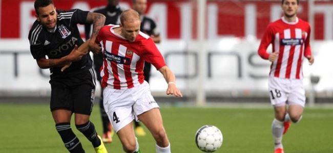 Tromsö 2 – 1 Beşiktaş