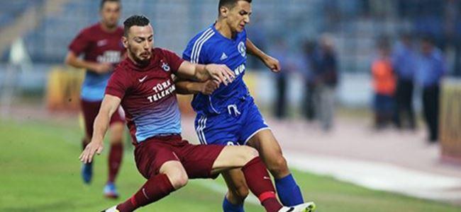 Kukesi 0-2 Trabzonspor