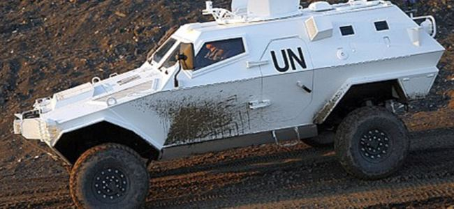 BM'nin Müdahale Birliği İsyancılara Ateş Açtı