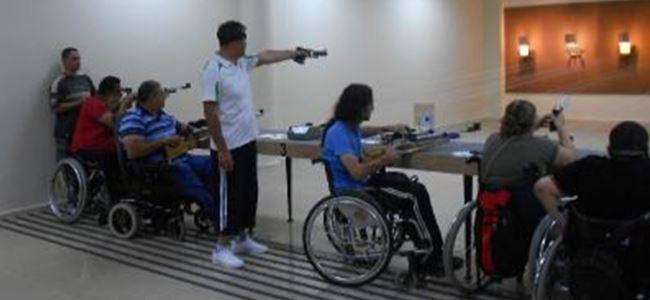 Engelli atıcılar