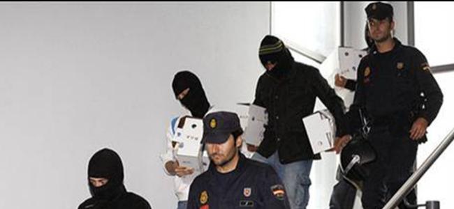 İspanya'da PKK'ya darbe