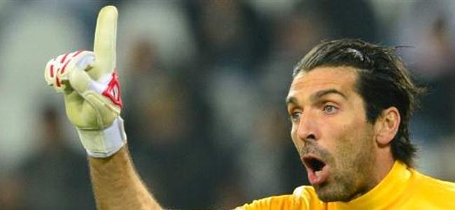 Buffon: Celtic saygıyı hak ediyor