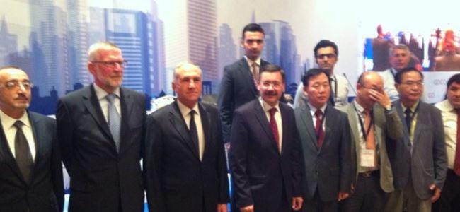 Girne Belediyesi Küresel Tasarım Kentleri Teşkilatı'na Üye Oldu
