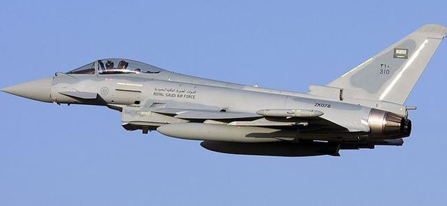 İngiltere Kıbrıs'a 6 savaş uçağı gönderdi
