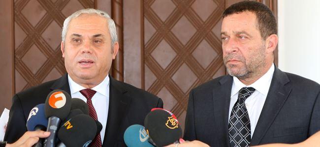 Yorgancıoğlu, yeni kabineyi açıkladı!