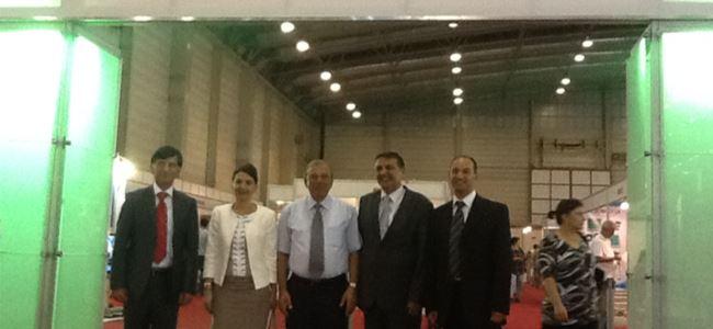 İzmir Enternasyonal Fuarı'nda KKTC de yer alıyor