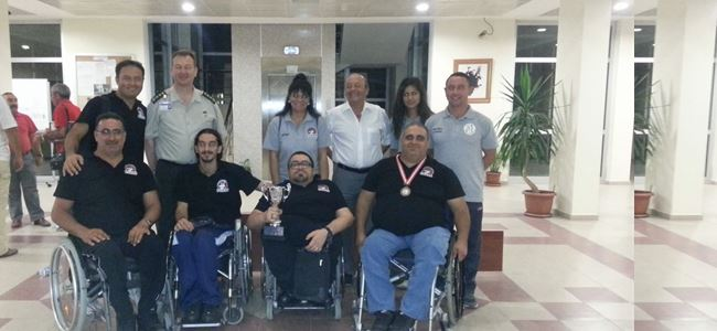 Engelli Atıcılar Türkiye'de 3. oldu