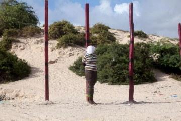 El Şebab üyesi eski gazeteci idam edildi