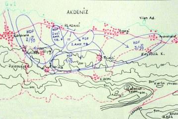 İngiliz tanığın gözünden Kıbrıs çıkarması (1)
