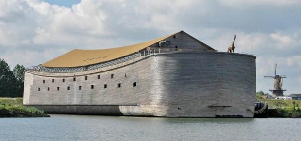 Photo of Nuh'un Gemisi gerçek oldu!