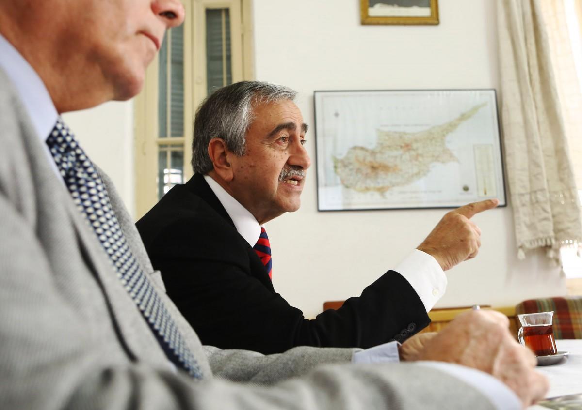 Mustafa Akıncı