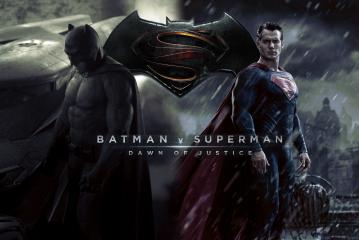Batman ve Superman rekorları alt üst etti