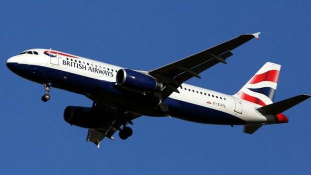 Photo of Heathrow'da uçağa 'insansız hava aracı' çarptı