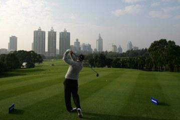 Çin'de golf yasağı kaldırıldı