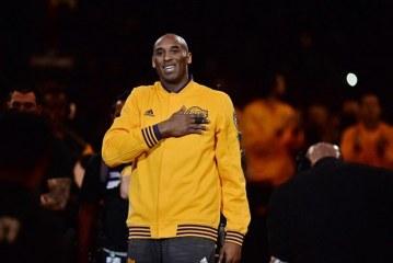 Kobe 60 sayıyla noktaladı!