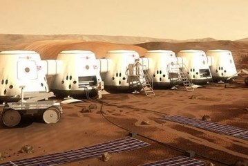 Mars'a 2018'de uçuyoruz !