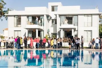 Milos Park Homes kapılarını açtı