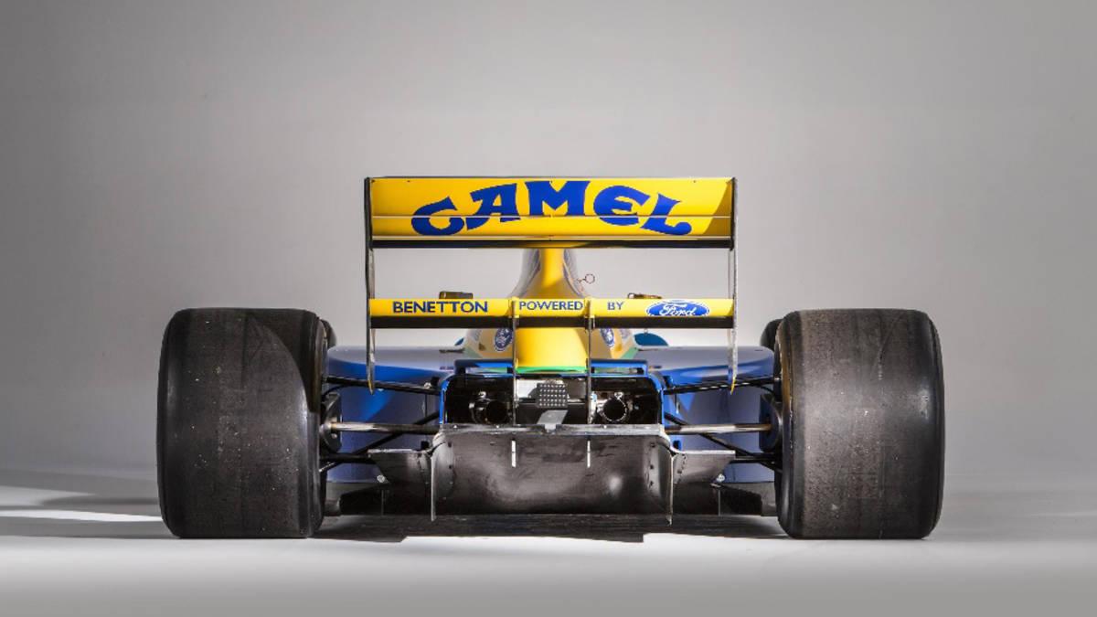 Photo of Schumacher'in aracı satışa çıkartıldı
