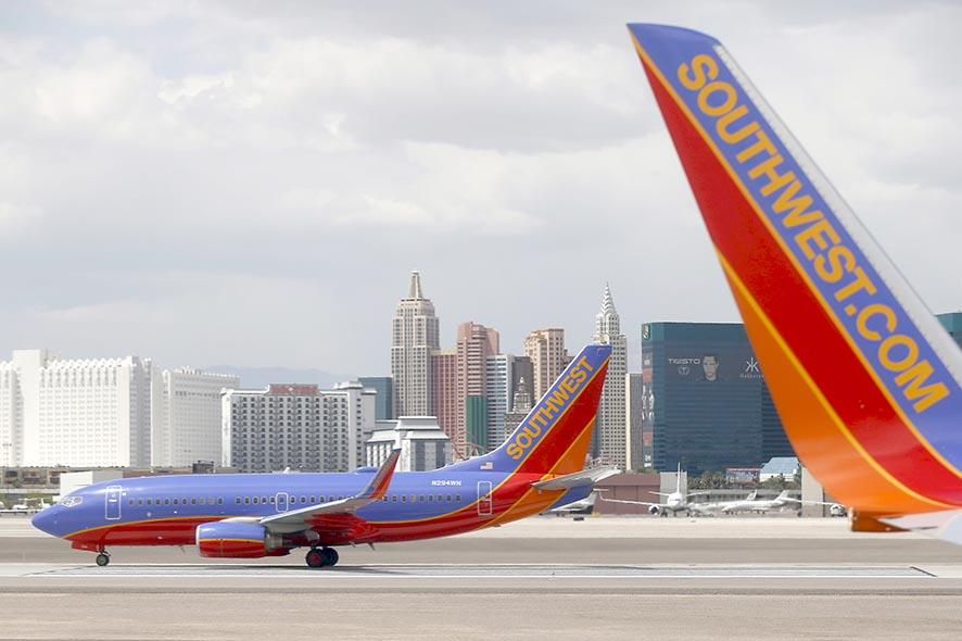 Southwest Havayolu Şirketi
