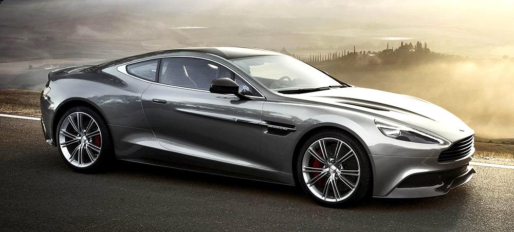 Photo of Aston Martin V12 Vantage