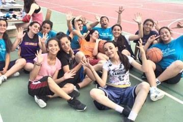 Barış için basketbol oynadılar