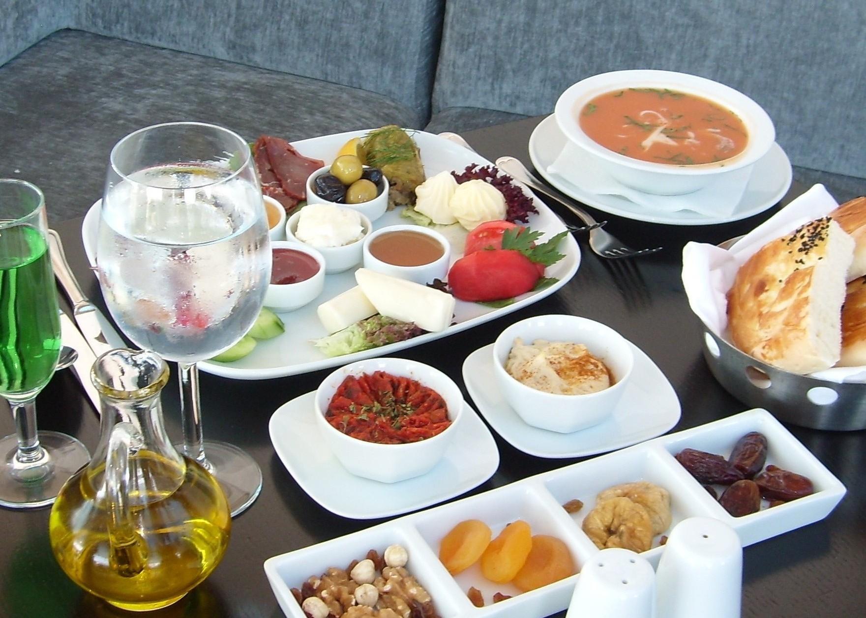 Ramazanda Sağlıklı Beslenme