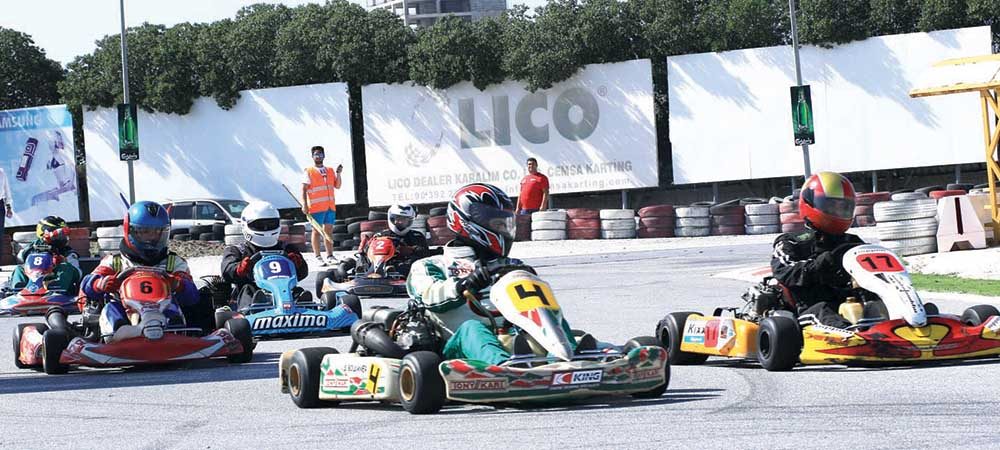 "Photo of ""Karting""de 2'nci randevu"