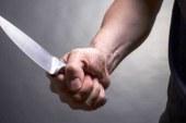 Ekmek bıçağı ile eşini bıçakladı