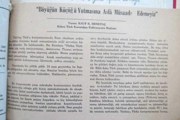Türk'ten Türk'e Kampanyası