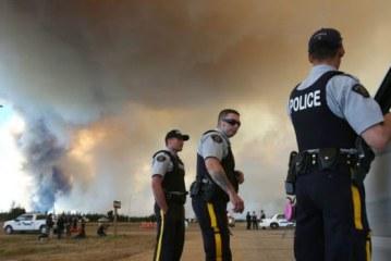 Bir kentin yüzde 20'si yandı