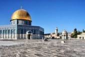 Kutsal Şehir Kudüs'ün Tarihi Fotoğrafları