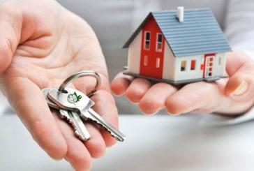 Emlak şirketine ait evleri 4 kişiye kiraladılar