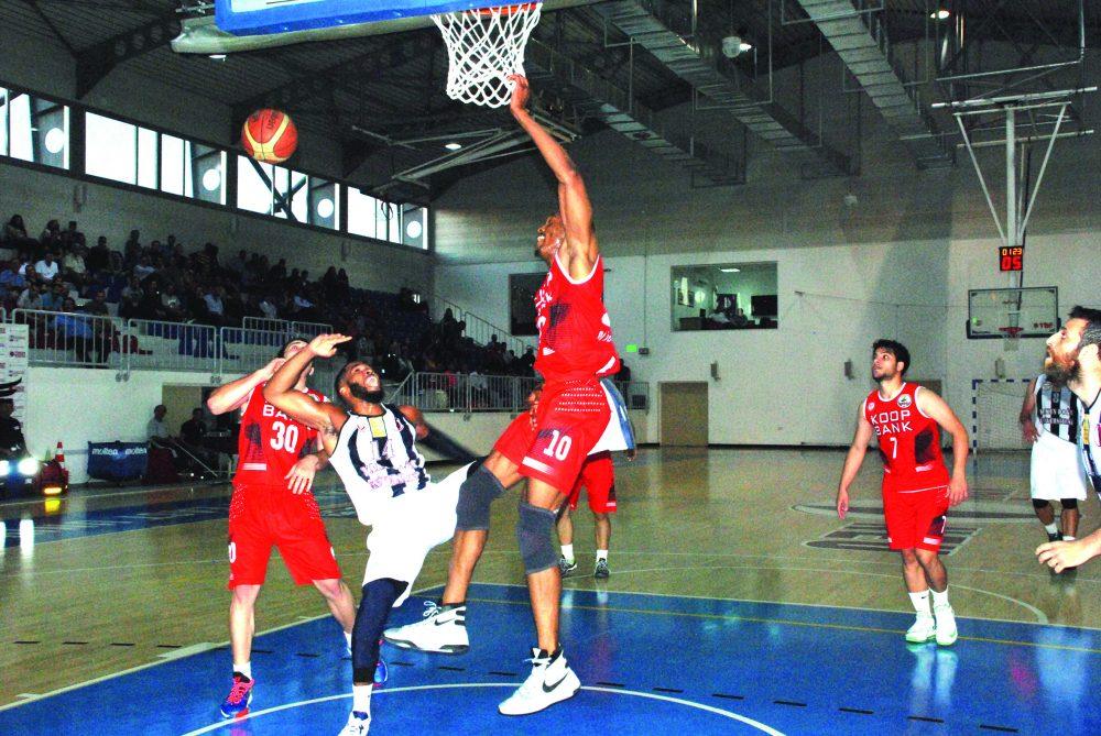 YDÜ-Koop Basket