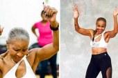 Dünyanın en yaşlı kadın vücut geliştiricisi 80 yaşında