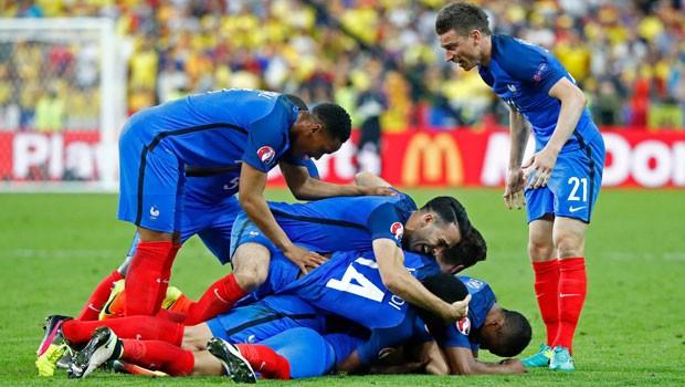 Photo of Fransa 2-1 Romanya