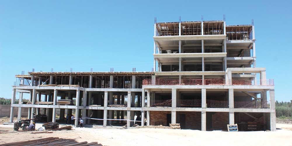 Photo of Kaşif'in inşaatı mühürlendi