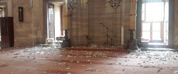 Photo of Saldırıda Şehzade Camii de hasar gördü