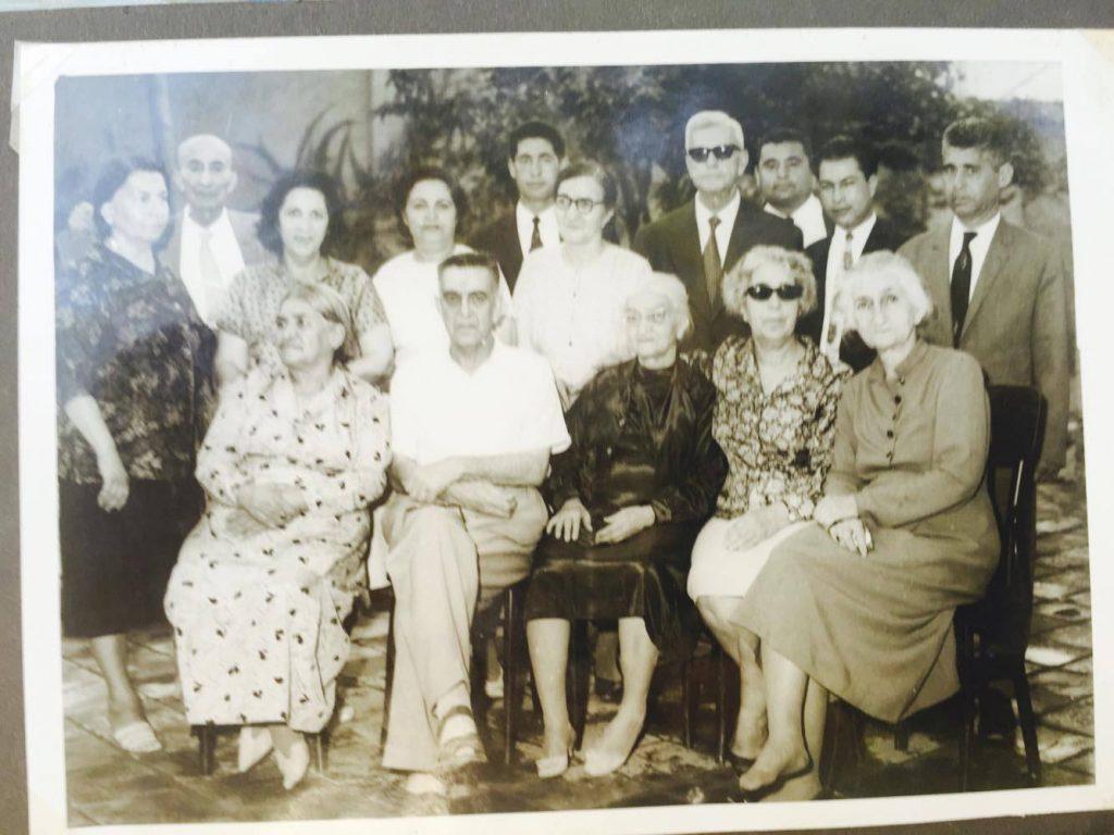 Celal Ezel'in İran ziyareti