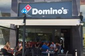 Domino's Pizza şimdi de Girne'de