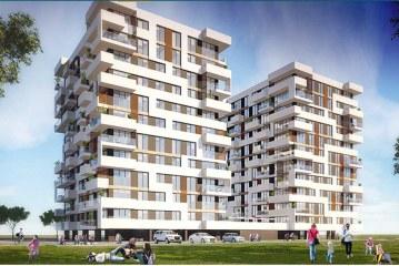 Şehrin merkezinde yeni bir yaşam başlıyor: UptownPark