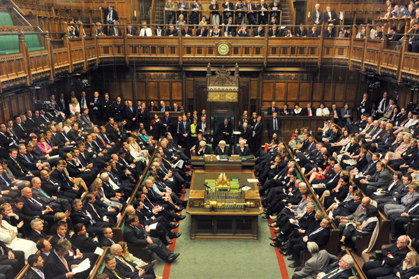 Photo of İngiliz Parlamentosu'nda tecavüz iddiası