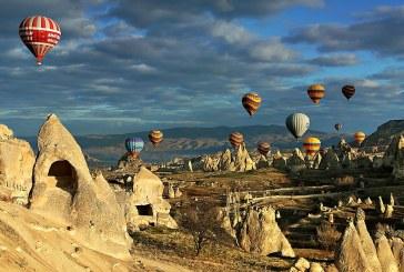 Doğanın Sanat Eseri: Kapadokya