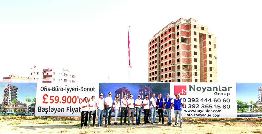 Photo of Gazimağusa'ya dev yatırım Angel Towers