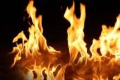 Mağusa'da ev yangını