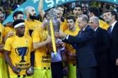 32. Erkekler Cumhurbaşkanlığı Kupası'nı Fenerbahçe kazandı