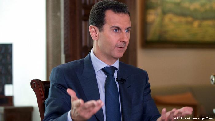 Photo of Esad yönetiminden ABD açıklaması
