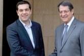 Tsipras ve Anastasiades Cenevre Stratejisini Belirledi