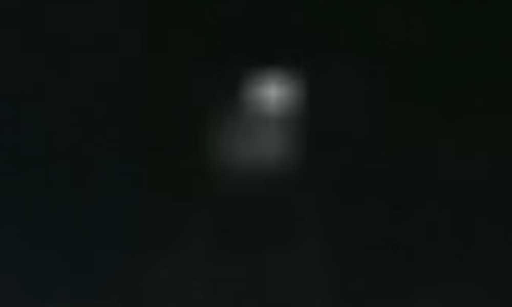 Photo of Arkadan hızlıca geçti, NASA canlı yayını kesti!
