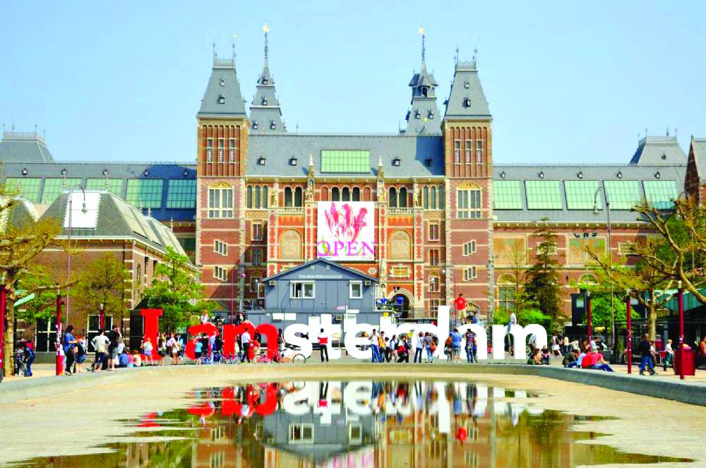 Photo of Farklı bir dünya: Hollanda