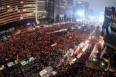 Güney Kore'de sular durulmuyor
